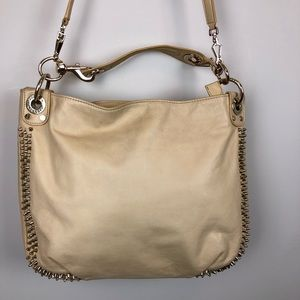 Rebecca Minkoff Luscious studded Hobo Shoulder Bag